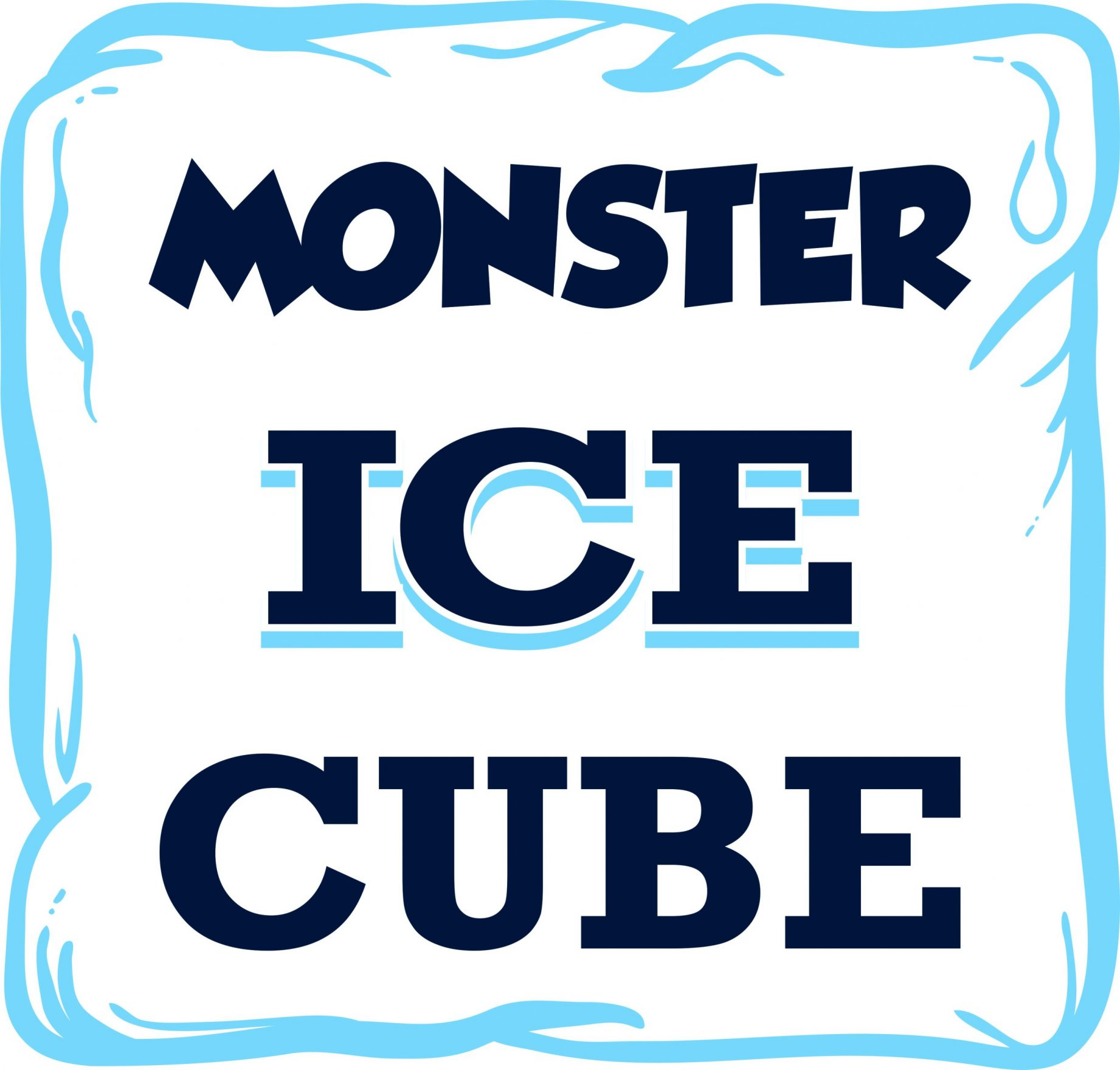 Monster Ice Cube Logo