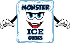 Monster Ice Cube Logo